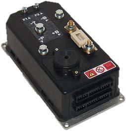 Controlador para empilhadeira elétrica