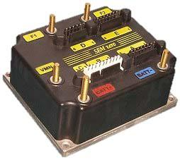 Controlador de velocidade para empilhadeiras