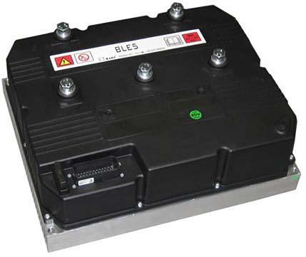 Controlador de velocidade motor trifásico