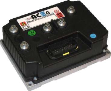 Controle de velocidade motor ac trifásico