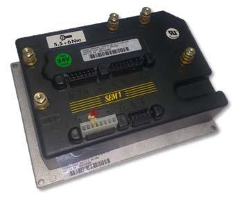 Controle de velocidade de um motor dc