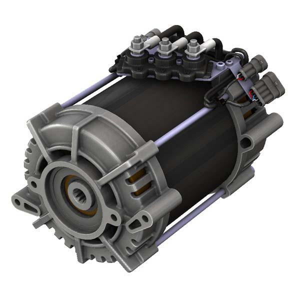 Fabricante de motor ac