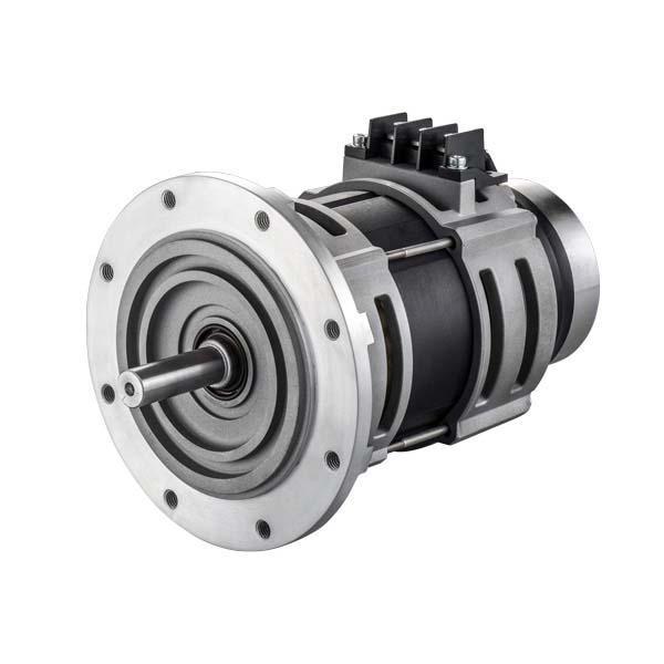 Motor de corrente alternada trifásico