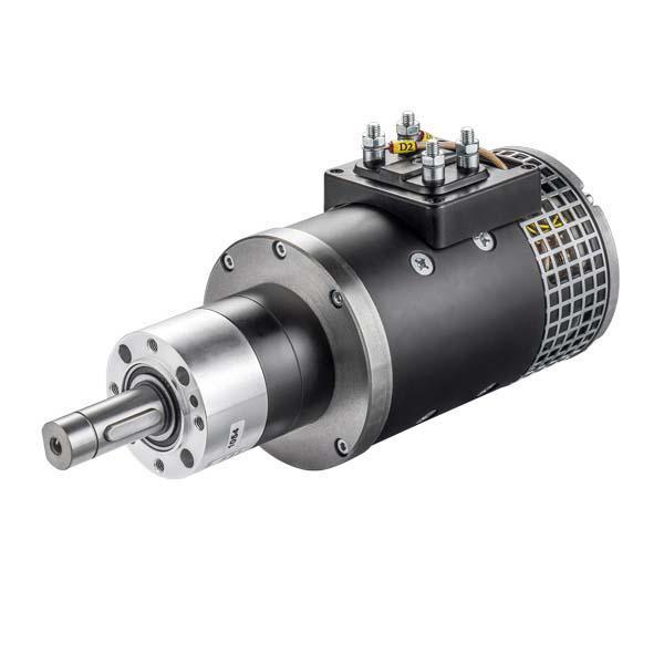 Motor corrente contínua 24 volts