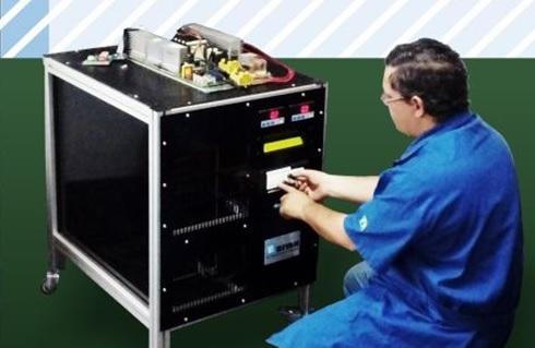 Reparo de Carregadores de baterias marca ZIVAN